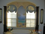 Arched Tailored Casual Roman valance
