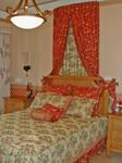 Bed Canopy Style Tiebacks
