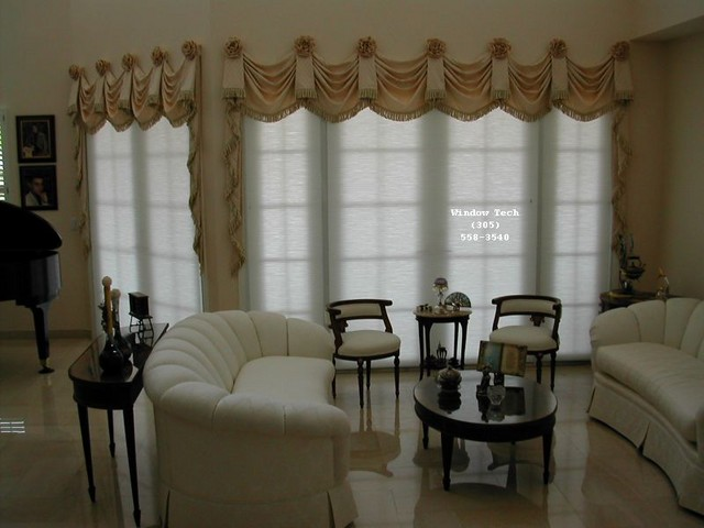 Gallery Drapery Amp Soft Window Treatments Rosette