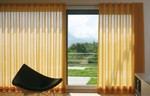 Silent Gliss Wave Drapery Track System