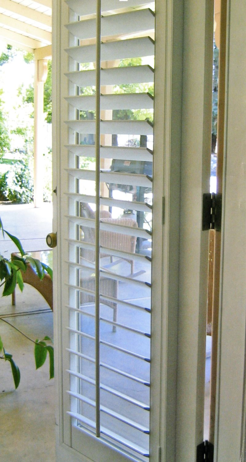 Window treatments for french doors casual cottage for French window