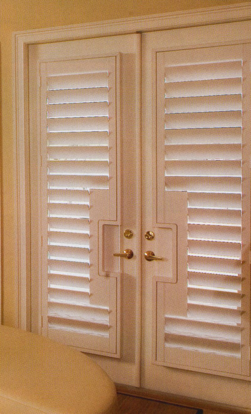 Products From Window Tech French Door Treatments