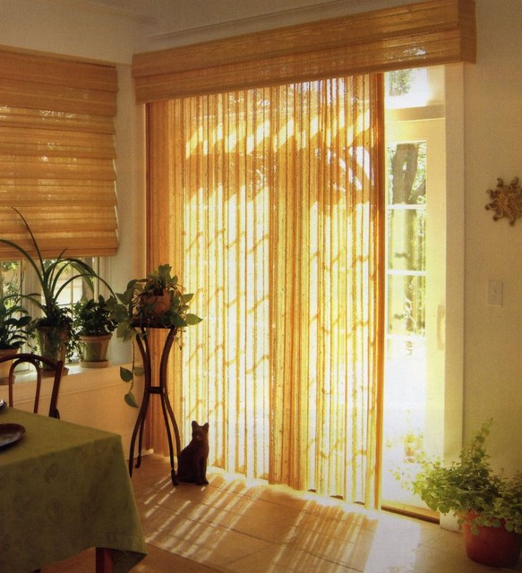 Products from window tech woven naturals bamboo for Natural woven flat fold shades